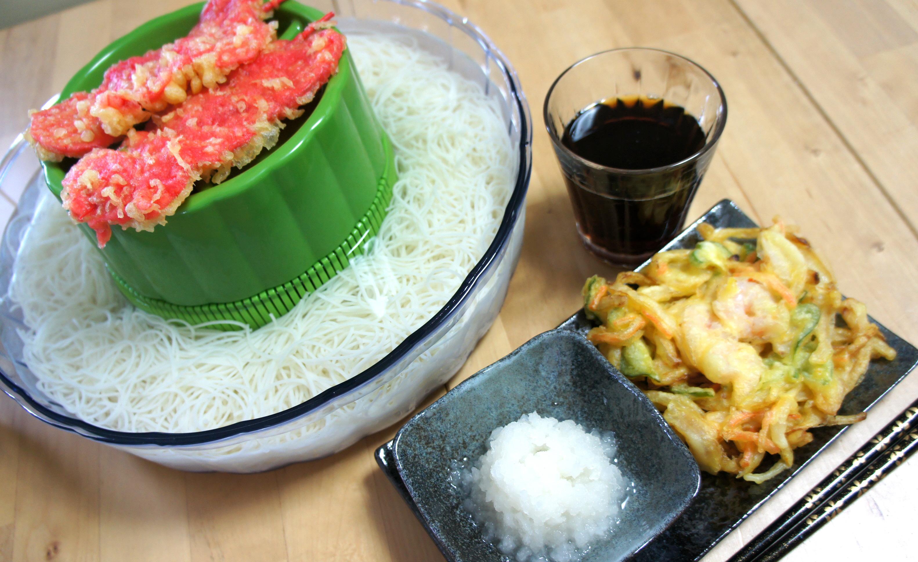 紅生姜の天ぷら